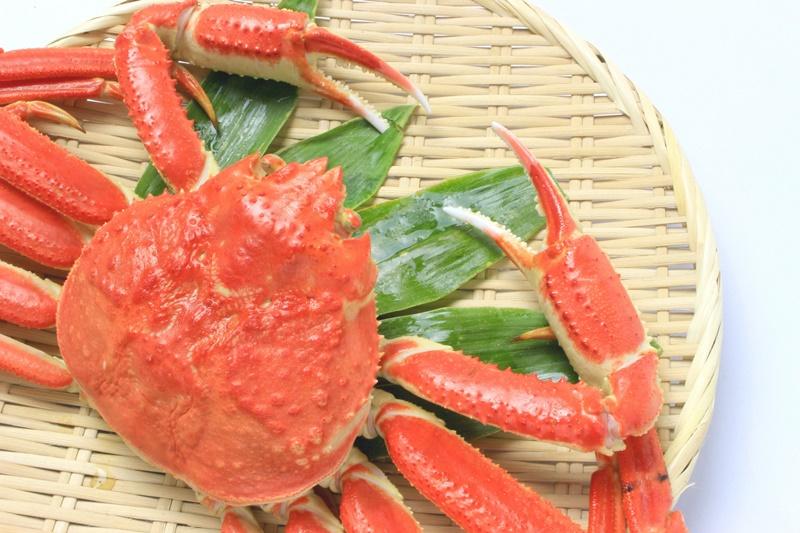 紋別漁師食堂 蟹 アイキャッチ